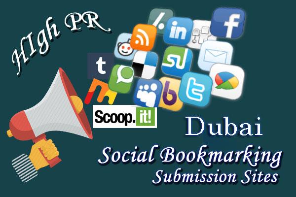 Social Bookmarking Sites in Dubai