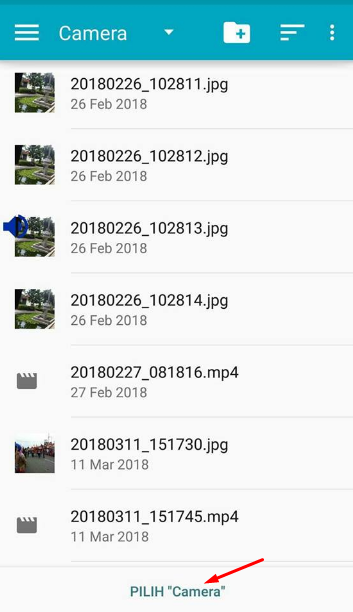 Tutorial Menampilkan Shot On Vivo V9 di Kamera Android (Watermark) 3