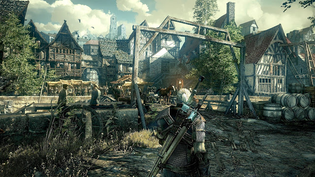 The Witcher 3, mejor juego del año 2015
