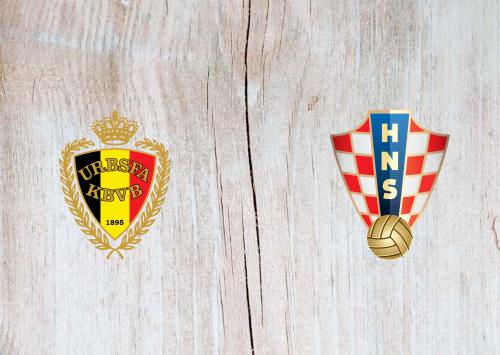 Belgium vs Croatia -Highlights 06 June 2021