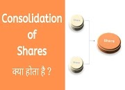 Consolidation Meaning in Hindi