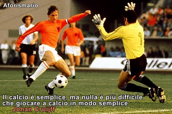 frasi famose nel calcio