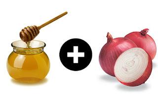 Remedio natural al combinar la miel y la cebolla