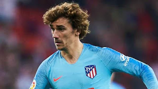 Atletico Report Barcelona Over Griezmann Deal