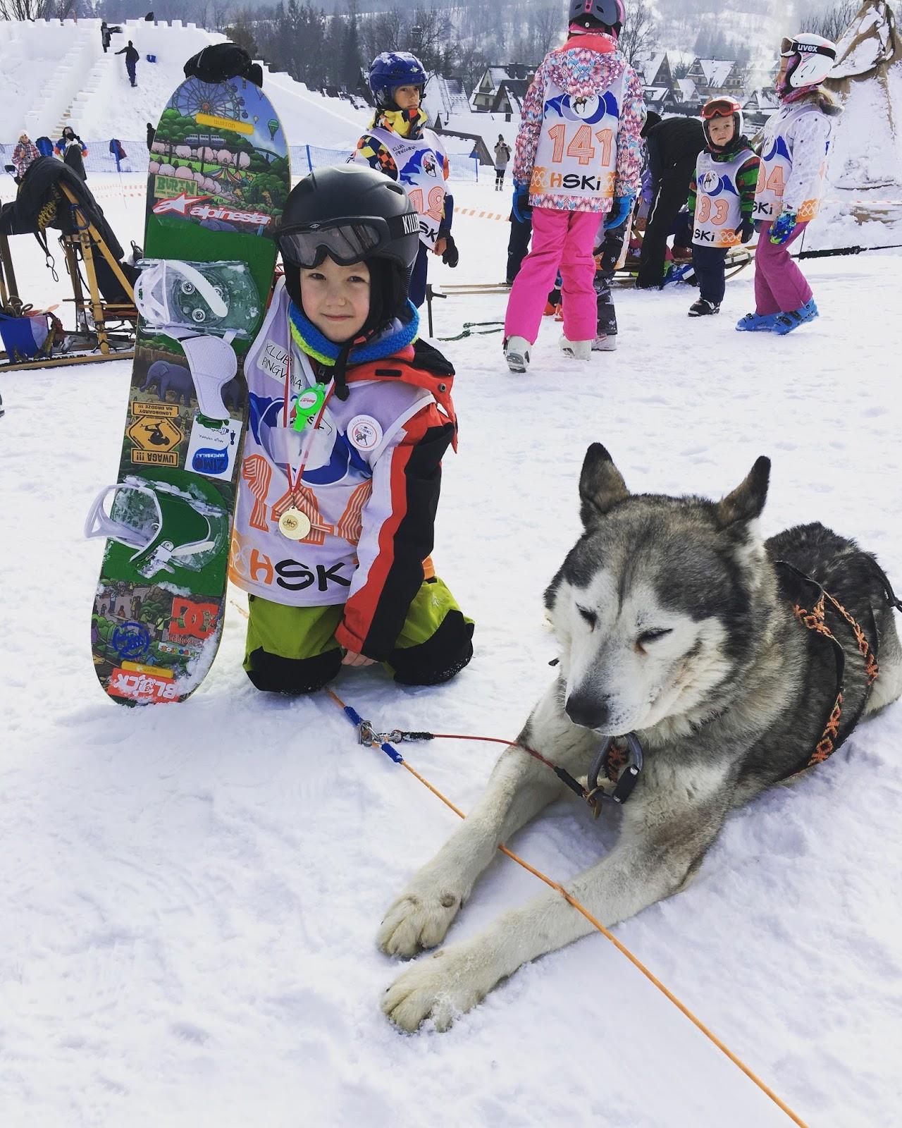 dobór sprzętu snowboardowego