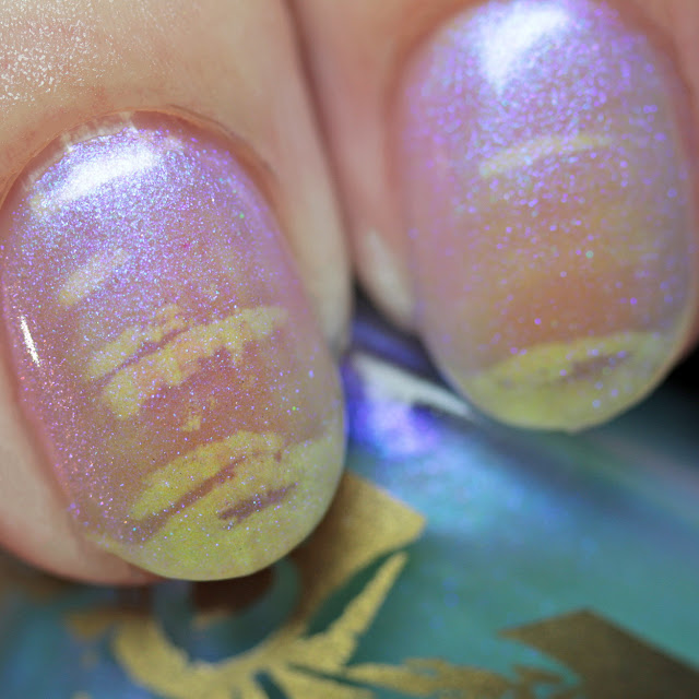 Bee's Knees Lacquer Through Love