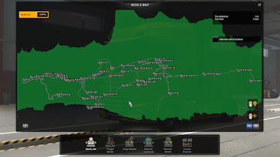 Map Jowo V6 ETS2 1.31 - 1.41