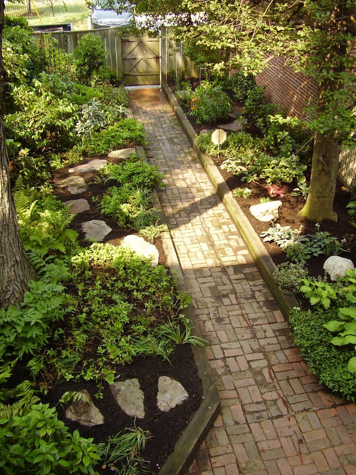 Seven Winds LLC: Naturalized City Garden