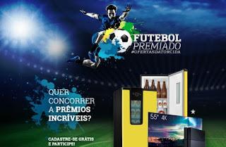 Promoção Futebol Premiado