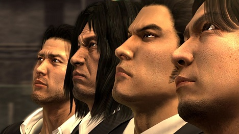 Yakuza Remastered Collection Reveal Trailer