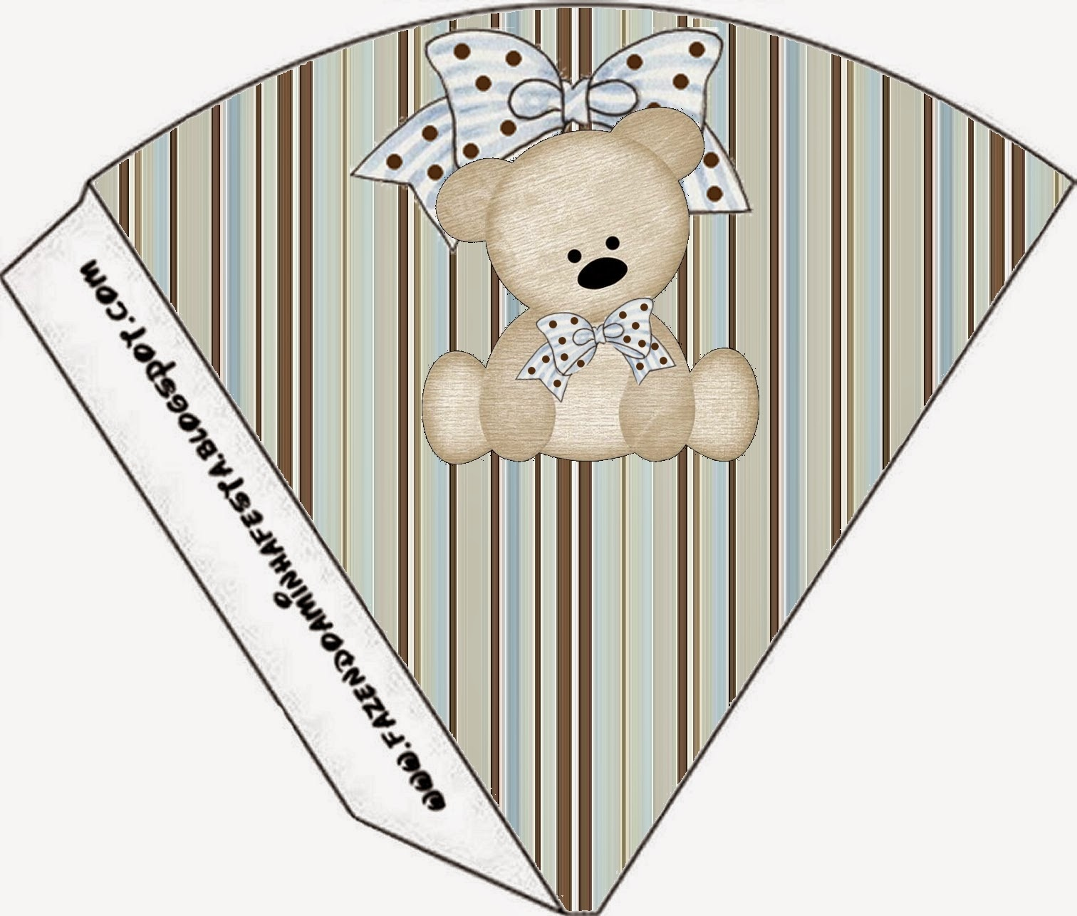 Teddy Bear Family Free Party Printables