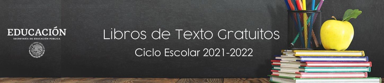 Libros de texto gratuitos Ciclo Escolar 2020-2021 formato PDF