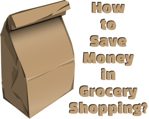 How to save money in grocery shopping
