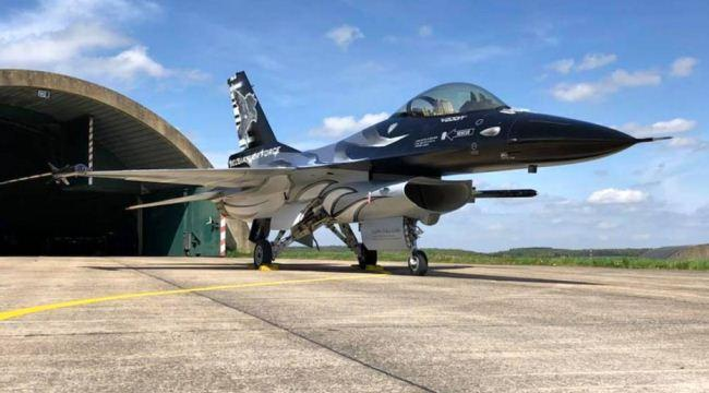 F-16 Angkatan Udara Belgia