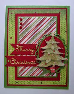 CASE-ing Christmas, Judy DT Member,
