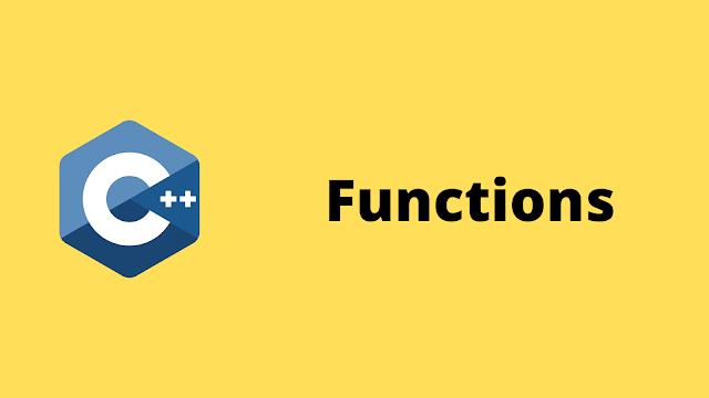 HackerRank Functions solution in c++ programming