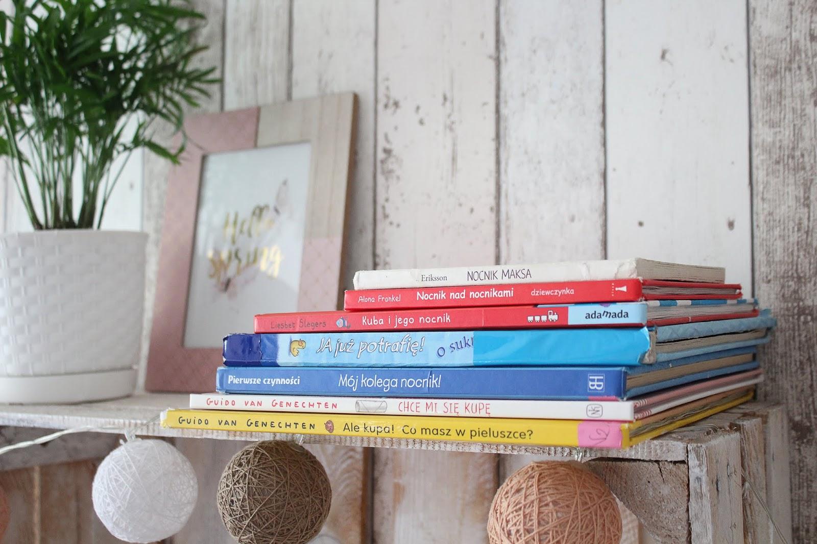 Żegnaj, pieluszko! | 7 książek pomocnych podczas odpieluchowania dziecka