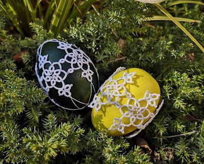 Jajka nie powinny marznąć :-)