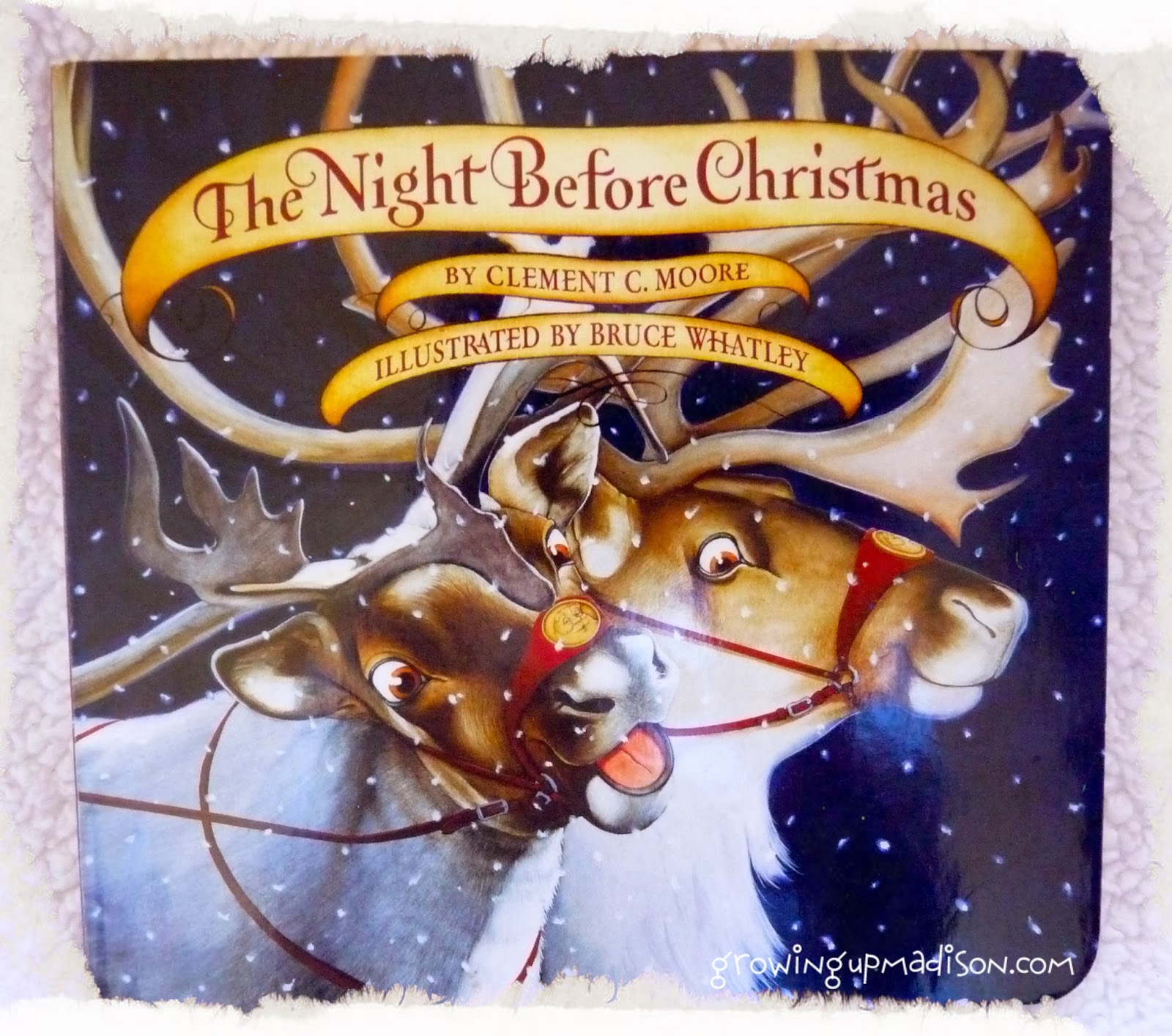 Review: Twas the Night Before Christmas With My Chronicle Books ...
