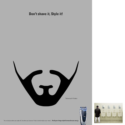 Creative and Cool Trimmer and Shaver Advertisements (10) 8