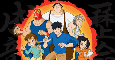 Jackie Chan Adventures Season 01 All Episodes All Images In Hd