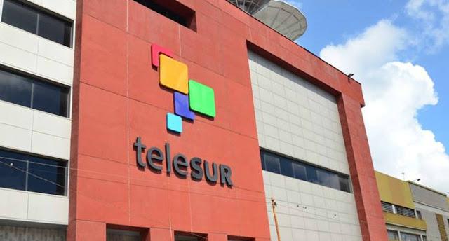 Gobierno de Ecuador retira financiamiento a Telesur