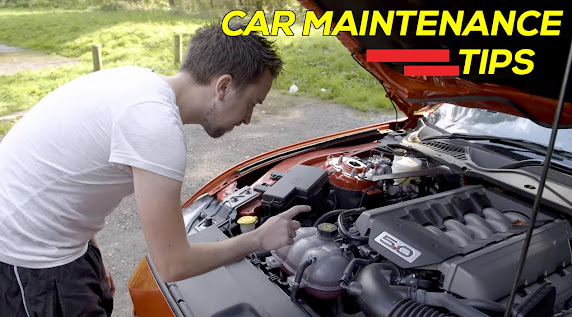 car maintenance basic tips
