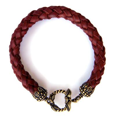 купить плетеный браслет из кожи. купить Мужской браслет на руку. Женский кожаный браслет (1)