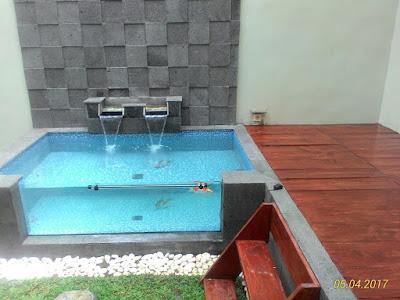 Jasa Pembuatan Kolam Ikan Tangerang