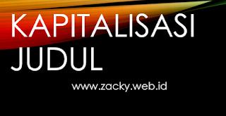 Kapitalisasi