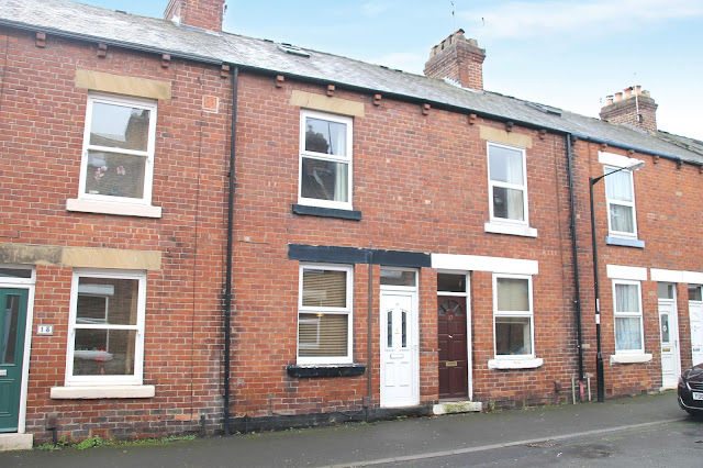 Harrogate Property News - 3 bed terraced house for sale Avenue Street, Harrogate HG2