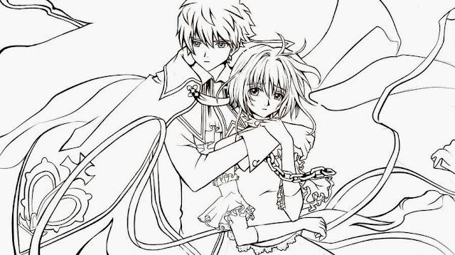 Obrazki Manga Elfy Anime