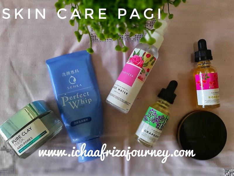 Update Skin Care Selepas dari Krim Dokter