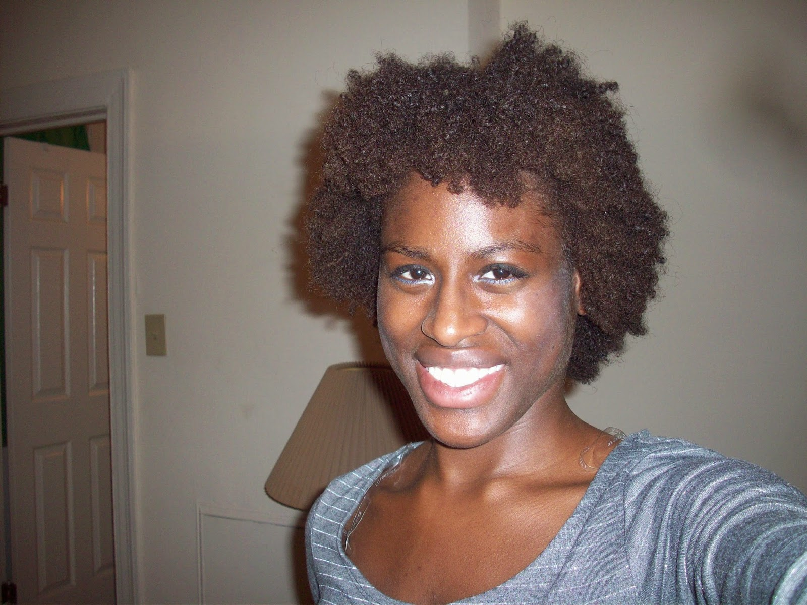 Lightening Natural Hair without Chemicals | Honey