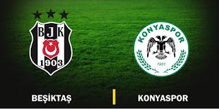 Beşiktaş - Konyaspor Canlı maç izle 26 Haziran 2020