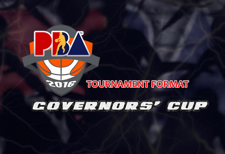 List of Tournament Format 2016 PBA Governors' Cup