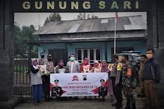 Sinergitas TNI – Polri Gerakan Bakti Sosial Di Desa Gunungsari