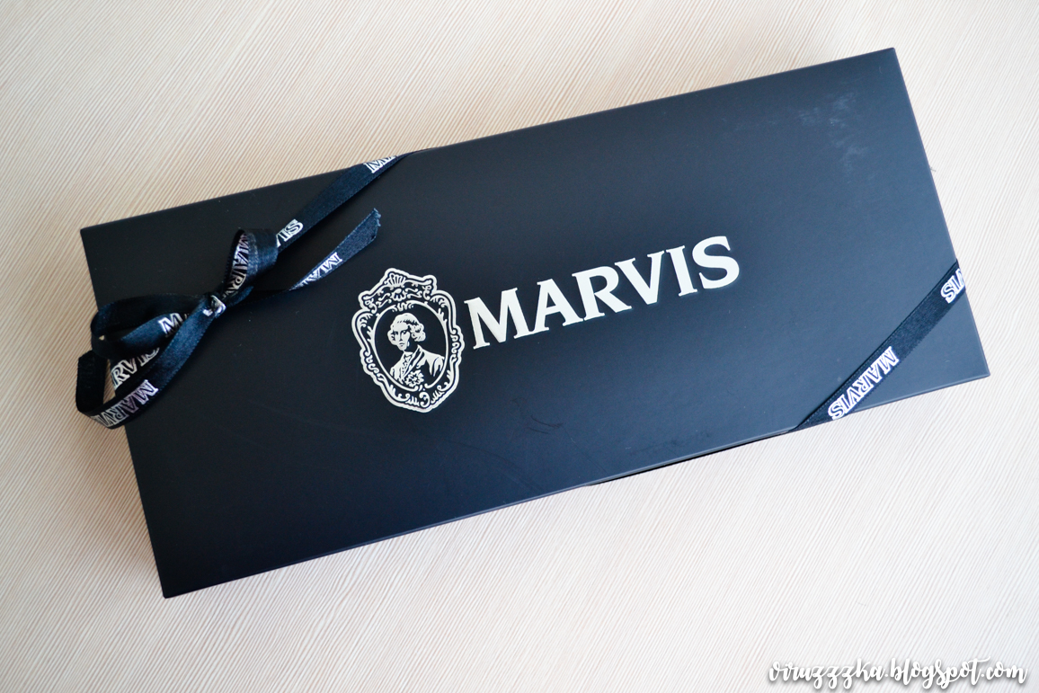 Marvis Flavour Collection
