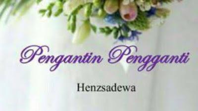 Novel pengantin pengganti