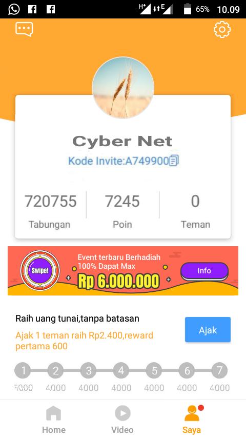 Kubik News Mod Hack Apk Terbaru — Membaca Berita Dibayar Pulsa Gratis All Operator Loh - BeHangat.Net