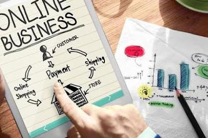 2 Bisnis online yang bisa kita lakukan tanpa modal 2019