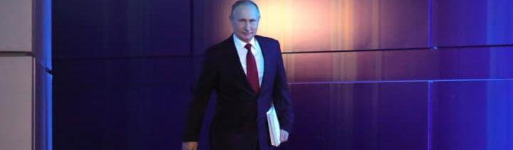 """Russia - Putin:""""No alla vaccinazione obbligatoria"""""""