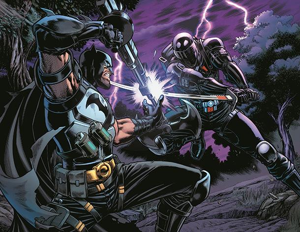 Batman/Fortnite: Zero Point #3 - 4