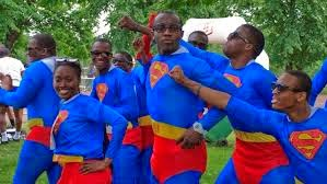 Super man Negros