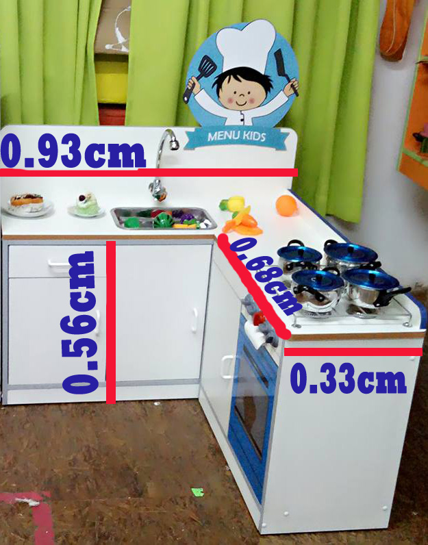 COCINAS DE JUGUETE PARA NIÑOS | Mobiliario escolar e infantil ...