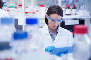 chemical lab technician chemist