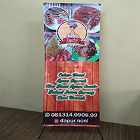 Cetak X Banner Bisa Ditunggu 24 Jam Jakarta