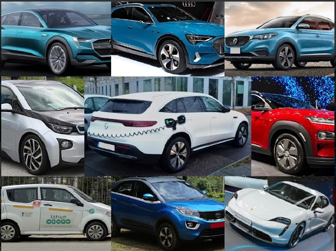 Best electric car in india 2020-2021