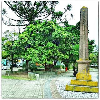 Praça Doutor Gastão Leão, Guaíba
