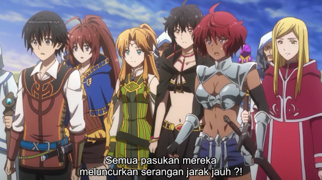 Isekai Cheat Magician Episode 09 Subtitle Indonesia